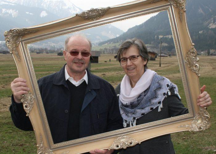 Herbert und Aloisia Haas